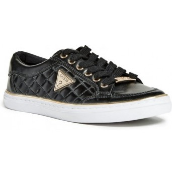 GUESS Bryly Low-Top Sneakers - black