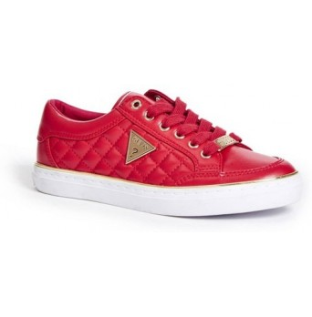 GUESS Bryly Low-Top Sneakers - red