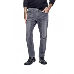 GUESS GUESS Brenan Skinny Jeans - grey destroyed