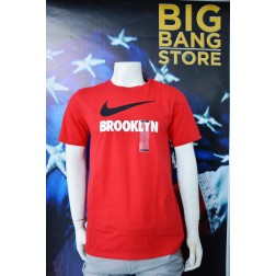 nike tričko tee athletic cut BROOKLYN